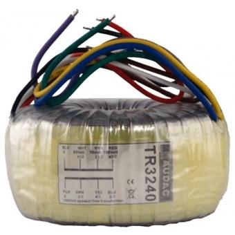 TR3240 - Toroidal Audio Line Transformer 100v 240w
