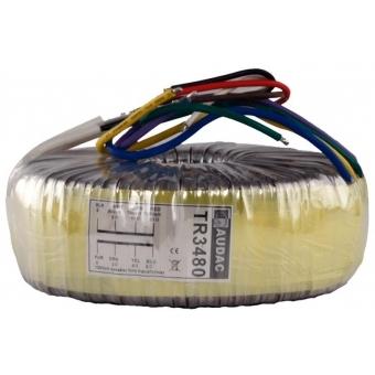 TR3480 - Toroidal Audio Line Transformer 100v 480w