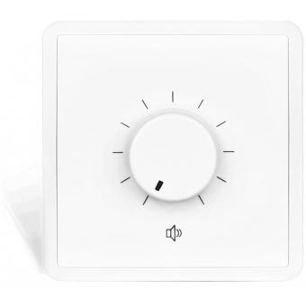 VC3062/W - Volume Control 60w 100v 80x80european Standard - White