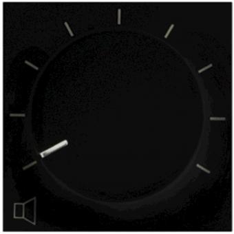 VC4008/B - Sx408a Volume Remote Wallpanel - For Bticino - Black