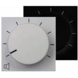 VC4036/B - Volume Control 36w 100v - Forbticino Standard - Black