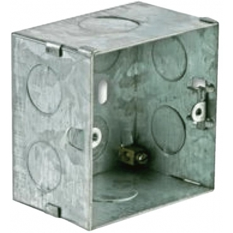 WB3102/FS - Wall Box For Audac Vc3xx2 Volcontr - Flush Mnt Solid Wall