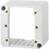 WB3102/SW - Wall Box For Audac Vc3xx2 Volcontr - Surface Mount - White