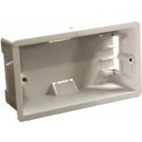 WB5065_FG - Wall box for DW5065/WP523/MWX65 - Flush mount - Drywall/ Gyproc