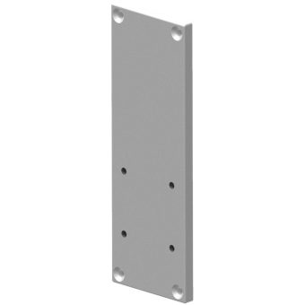 WBP100/W - Wall Bracket Mounting Plate - White