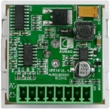 WMI16/W - Wall Mic Input - 45x45 Mm- Rj45 - White