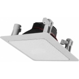 WS524/D - Flush Mount 2-way Square Wallspeaker - 30w/ 16 Ohm