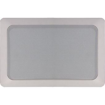 WS624 - 2-Way Rectangular In-Ceiling / In-Wall speaker - 100 Volt / 30 Watt