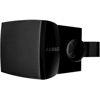 """WX302/B - Wall Speaker 3"""" 2-way 30w Rms 8 Ohm/100v Incl.bracket- Black"""