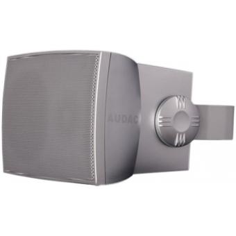 "WX302/S - Wall Speaker 3"" 2-way 30w Rms8 Ohm/100v Incl.bracket-silver #2"