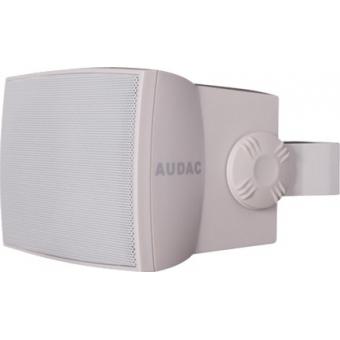 "WX302/S - Wall Speaker 3"" 2-way 30w Rms8 Ohm/100v Incl.bracket-silver #3"