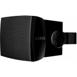 """WX802/B - Wall Speaker 8"""" 2-way 70w Rms16 Ohm/100v Incl.bracket-black"""