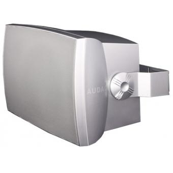 "WX802/S - Wall Speaker 8"" 2-way 70w Rms16 Ohm/100v Incl.bracket-silve #2"