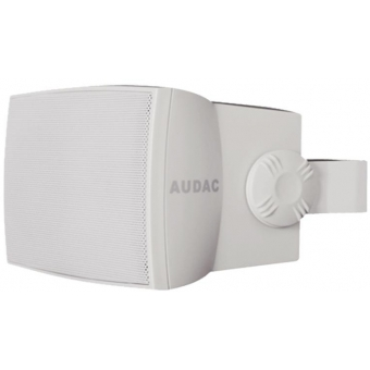"""WX802/OW - Outdoor Wall Speaker Ip55 8""""2way 70w Rms 16 Ohm/100v-white"""