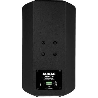 "XENO8/B - Full Range Loudspeaker Cabinet- 2way - 8"" - 120w - Black"