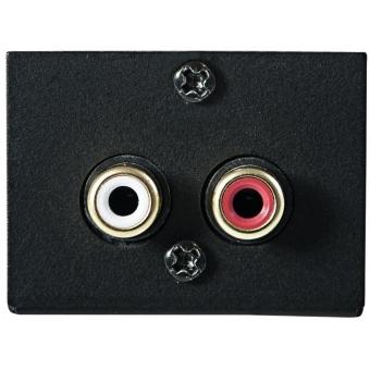 OMNITRONIC LH-083 Stereo Isolator RCA S #3