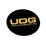 UDG Slipmat Gold/Japanese Text