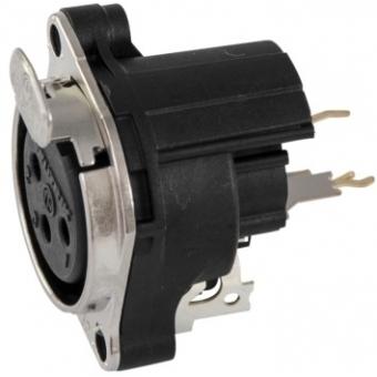 NEUTRIK XLR mounting socket 3pin NC3FBV1