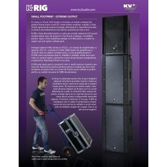 Sistem Audio K-RIG #2
