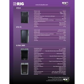 Sistem Audio K-RIG #4
