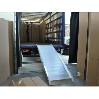 ALUTRUSS Truckramp 4m/100cm #2