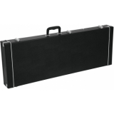 DIMAVERY Wooden Case for E-Guitar, rectangular