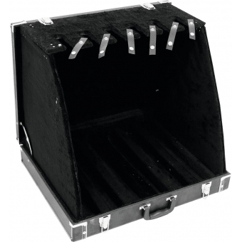 DIMAVERY Stand Case for 6 Guitars #2