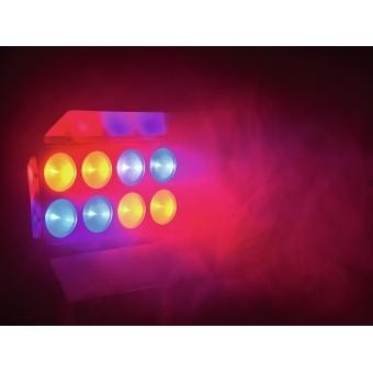 EUROLITE LED PMC-8x30W COB RGB MFL #12
