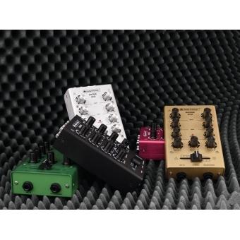 OMNITRONIC GNOME-202 Mini Mixer black #9