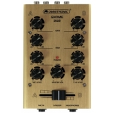 OMNITRONIC GNOME-202 Mini Mixer gold