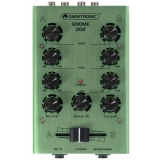 OMNITRONIC GNOME-202 Mini Mixer green