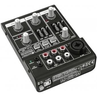 OMNITRONIC MRS-502USB Recording Mixer #3