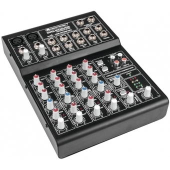 OMNITRONIC MRS-1002USB Recording Mixer #2