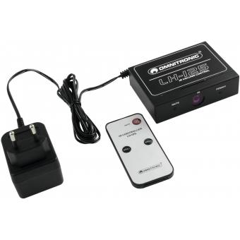 OMNITRONIC LH-125 IR Volume Controller #2
