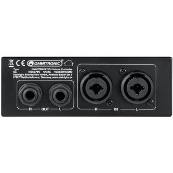 OMNITRONIC VC-1 Volume Controller passive #3