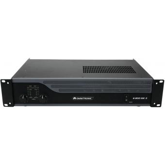 OMNITRONIC E-300 MK2 Amplifier