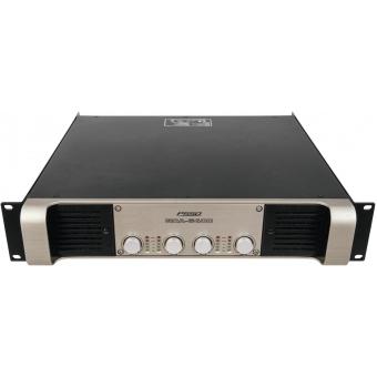 PSSO QCA-6400 4-Channel SMPS Amplifier