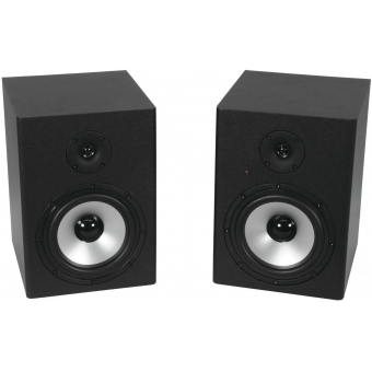 OMNITRONIC PME-8 Studio Monitors 2x