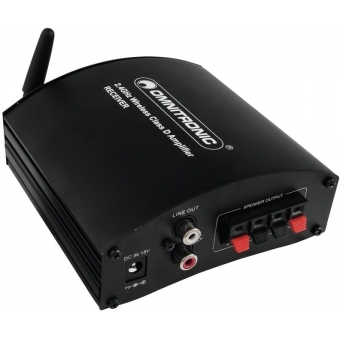 OMNITRONIC WS-1RA 2.4GHz Receiver, active
