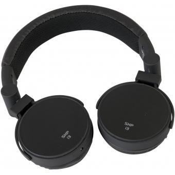 OMNITRONIC SHP-i3 Stereo Headphones black #2