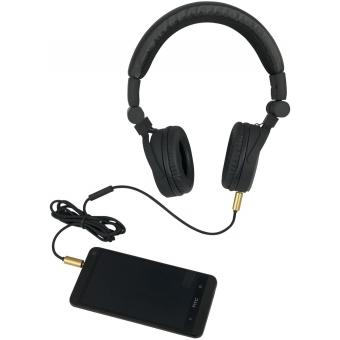 OMNITRONIC SHP-i3 Stereo Headphones black #3