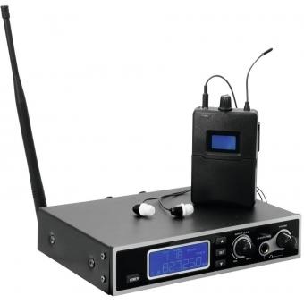OMNITRONIC IEM-1000 In-Ear Monitoring Set #2