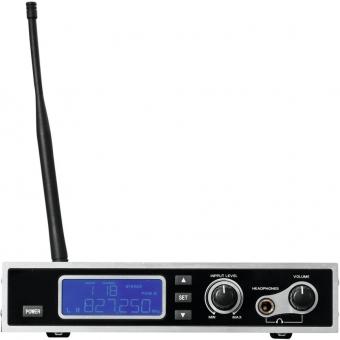 OMNITRONIC IEM-1000 In-Ear Monitoring Set #4