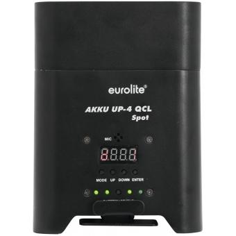 EUROLITE AKKU UP-4 QCL Spot #4