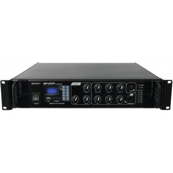 OMNITRONIC MP-120P PA mixing Amplifier