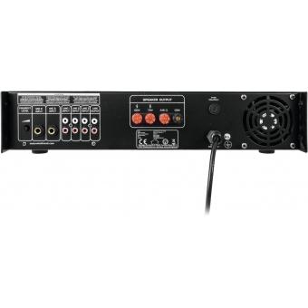 OMNITRONIC MP-120P PA mixing Amplifier #3