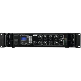 OMNITRONIC MP-120P PA mixing Amplifier #4