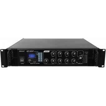 OMNITRONIC MP-180P PA Mixing Amplifier