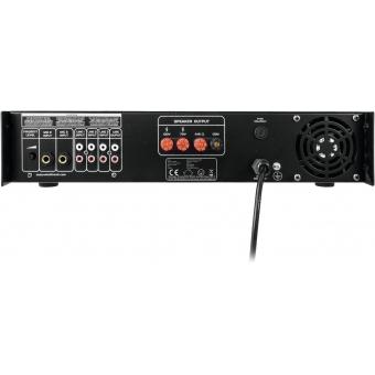 OMNITRONIC MP-180P PA Mixing Amplifier #3