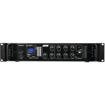 OMNITRONIC MP-180P PA Mixing Amplifier #4